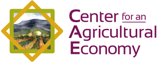 Logo for the Center for an Agricultural Economy